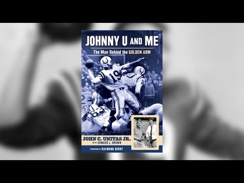 John Unitas, Jr. Baltimore Sun Interview