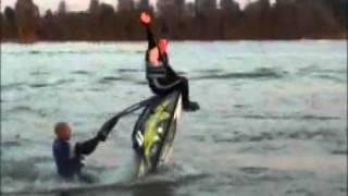 Freestyle Yamaha Super Jet 700