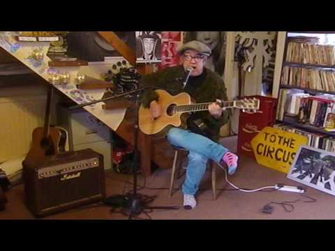 Chuck Berry - Let It Rock - Acoustic Cover - Danny McEvoy