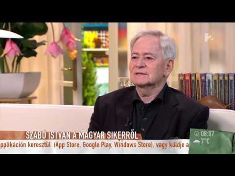 Szabó István szerint ezért kapott Oscart a Mindenki - tv2.hu/mokka
