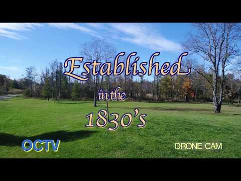 New OCTV Phantom Drone ft. Oxford History Facts