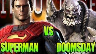 Injustice - Superman Vs Doomsday