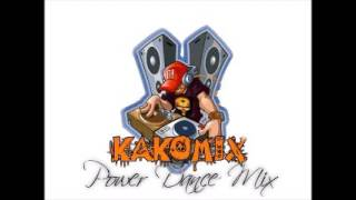 POWER DANCE MIX VOL 271 EURO DANCE