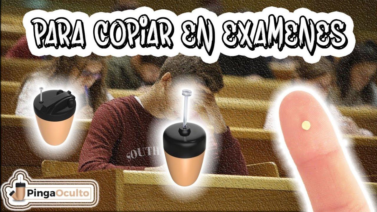 3cc00a179c5 Review pinganillo indetectable VIP PRO Mini y Nano | Copiar exámenes,  espía, seguridad