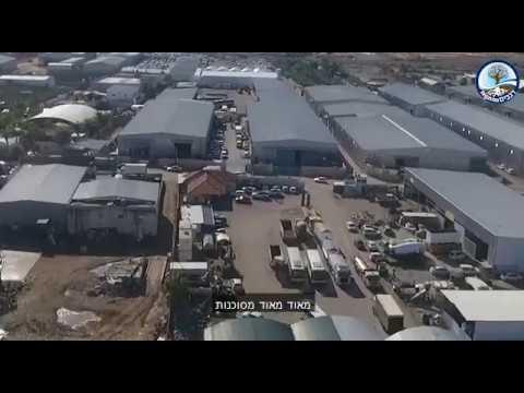 כך צמח בכפר קאסם איזור התעשיה הלא חוקי הגדול בישראל
