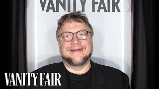 "Guillermo del Toro Talks About ""Pacific Rim"" Film-@VFHollywood-Vanity Fair"