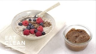 Pecan-maple Syrup Nut Butter Recipe - Eat Clean With Shira Bocar