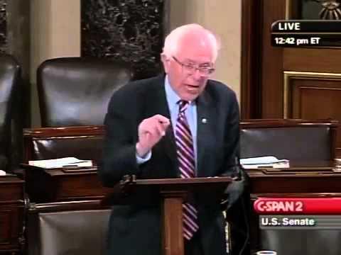 Bernie Sanders: Tobacco Regulation and Lobbying (6/3/2009)