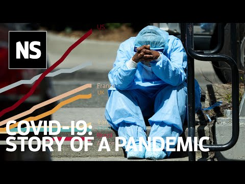 Covid-19 one year on: The story of a pandemic