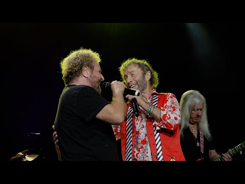 Sammy Hagar and Paul Rodgers Talk Fame, Show Business, and How to Make It In Music