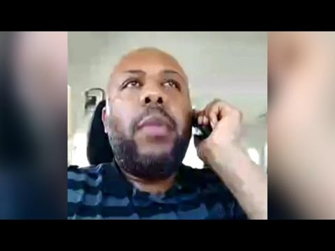 Police say man killed person live on Facebook