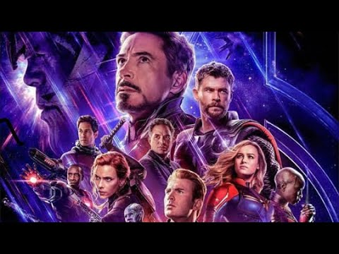 Avengers Endgame Official Poster Revealed Youtube