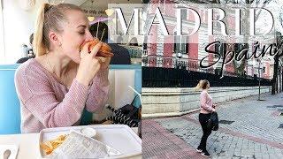 CRISTIANO RONALDO HAUTNAH - Travel Vlog | MADRID