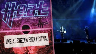 H.E.A.T - Live at SWEDEN ROCK FESTIVAL - Full LIVE show from 2018