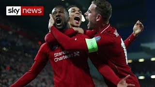 Liverpool stun Barcelona in thrilling comeback