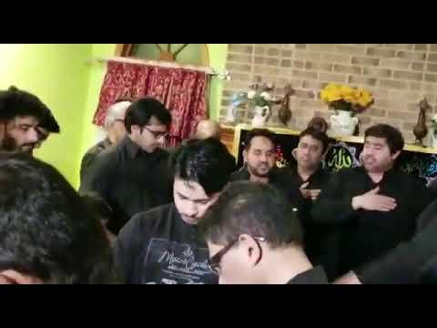 Har Durood Aur Har Salam | Ayyam-e-Fatimiya Nohay Khan Mir Johan ALI Zawar Anjuman e Masoomeen