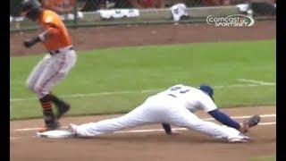 MLB Amazing Stretches