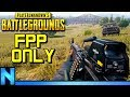 WHY IS FIRST PERSON MODE SO FUN? - PUBG