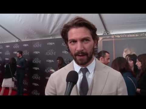 THE AGE OF ADALINE - Premiere Interview - Michiel Huisman