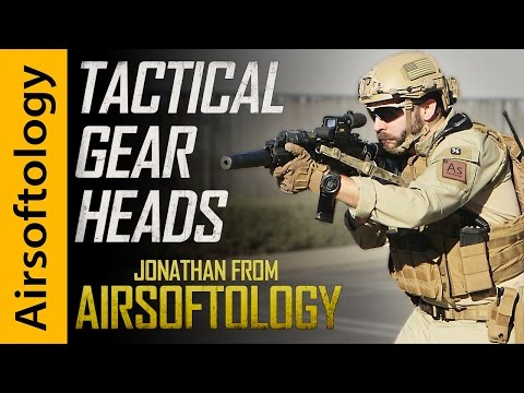Airsoftology Edition | Tactical Gear Heads - Airsoft GI