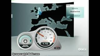 Test débit