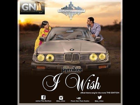 Jaymikee - I Wish (GNII Album) Gospel Song