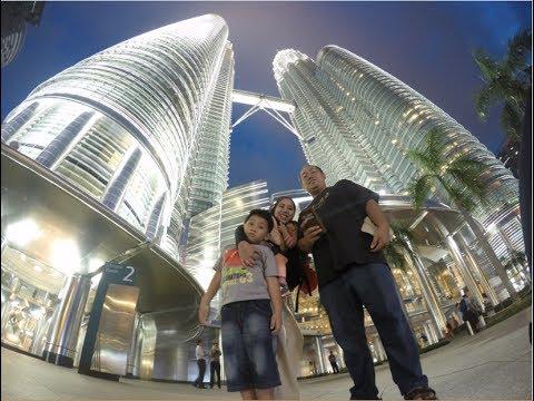 Family Trip to Kuala Lumpur 27 Feb - 2 Mar 2017