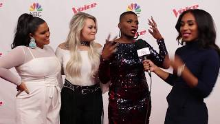 Get To Know Team Miley: They PREDICT The Voice Winner & Share FUNNY Email  From Miley Cyrus