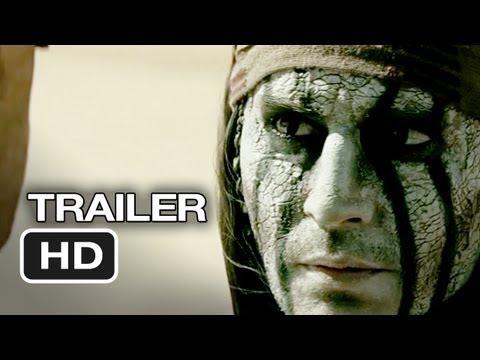 The Lone Ranger TRAILER 4 (2013) - Johnny Depp Movie HD