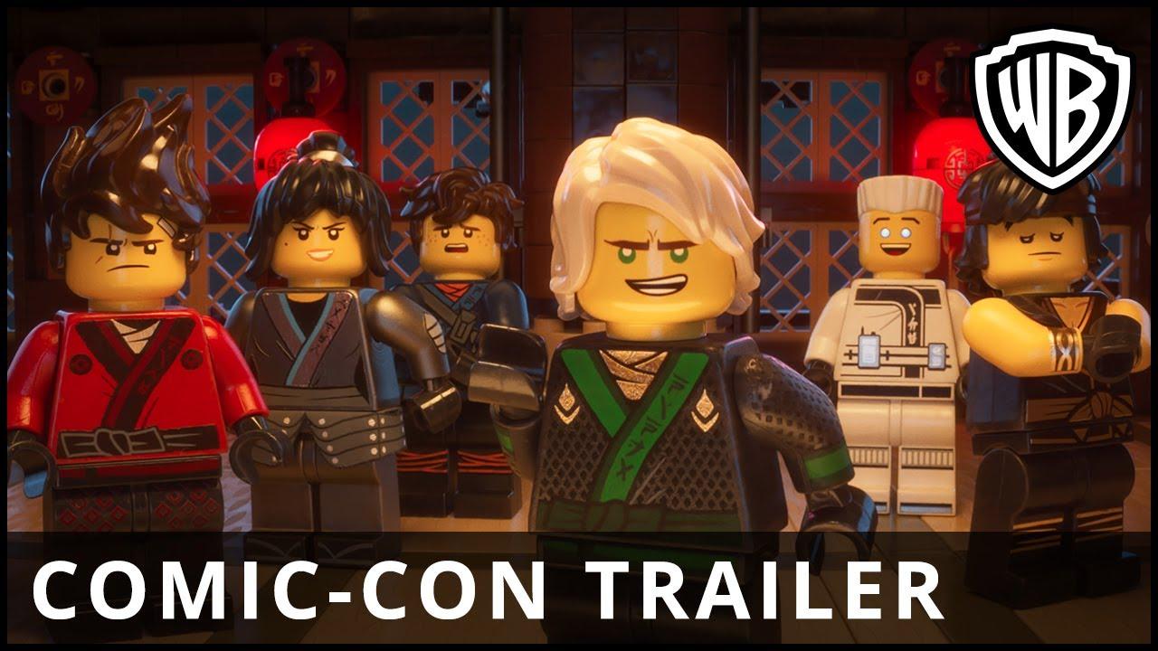 Lego Ninjago Filmen Dk Youtube