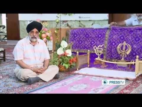 Iran Sikhs of Tehran هندوها سيك هاي تهران ايران