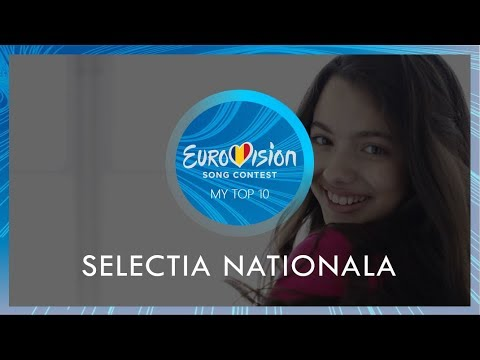 selectia-nationala---my-top-10-(romania-in-the-eurovision-song-contest-2019)