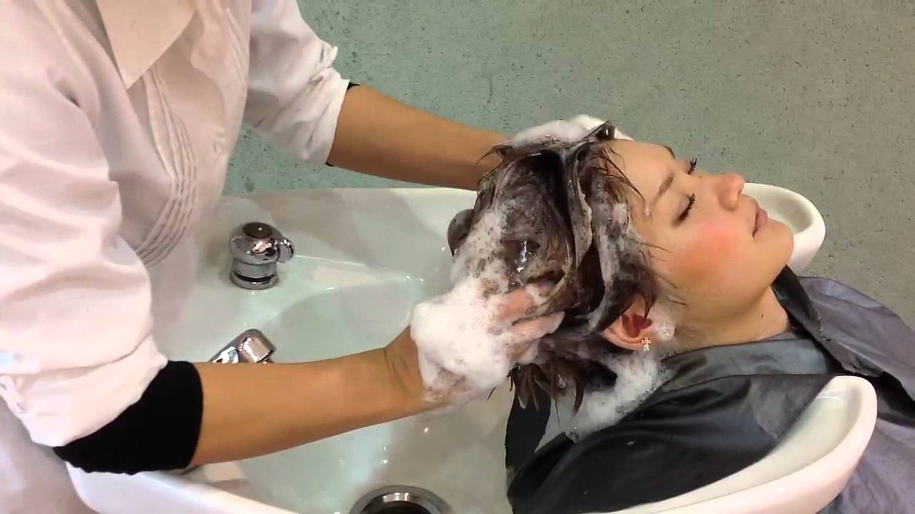 Head Spa And Massage Youtube