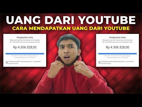 Cara Mendapatkan Uang Dari Youtube Bagi Pemula Terbaru