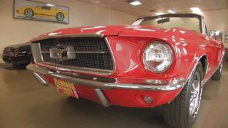 1967 Ford Mustang GT for sale at with test drive, driving sounds, and walk through video