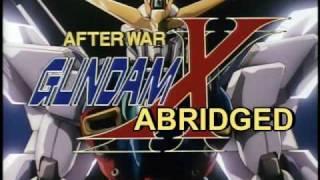 After War Gundam X Abridged Parody (Episode 1)