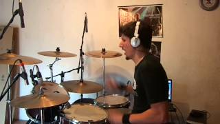"""Green Day - """"Stop When The Red Light Flash"""" Drum Cover (HD)"""