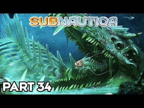 Let's Play Subnautica Deutsch #34 - Schrecklicher Fund im Lost River