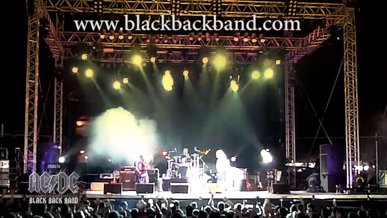 Sin City (Live Leganés) - Black Back Band - AC/DC Tribute Band - YouTube
