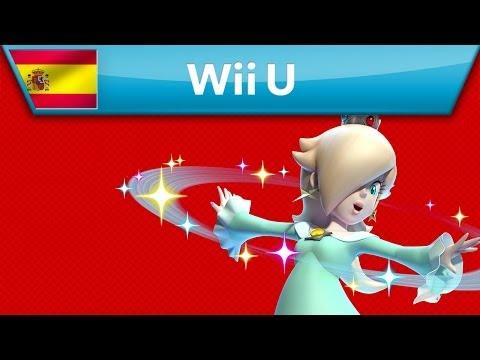 SUPER MARIO 3D WORLD - Estela Tráiler (Wii U)