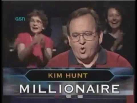 Million Dollar Winner montage - Who Wants To Be A Millionaire? - US