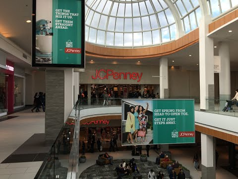 A Full Tour of JCPenney at Roosevelt Field in Garden City, NY