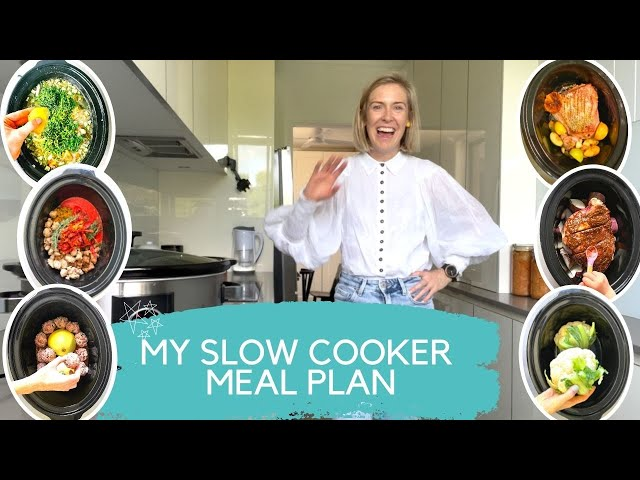 Stacey Slow Cooker Course