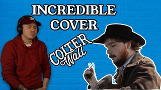 UK REACTION to COLTER WALL - BIG IRON!! | The 94 Club
