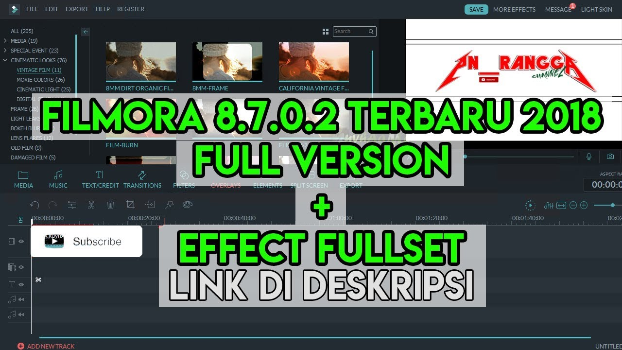download filmora full version gratis