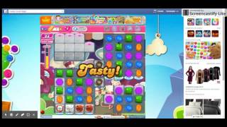Level 1227 candy crush NO BOOSTERS***