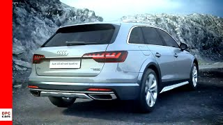 Audi A4 Allroad Quattro with Ultra Technology 2020