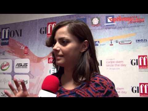Annalisa e Maurizio Casagrande al Giffoni Film Festival 2015