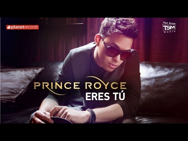 PRINCE ROYCE - Eres Tú (Official Web Clip) Travel Video
