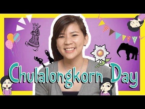 Learn Thai Holidays - Chulalongkorn Day